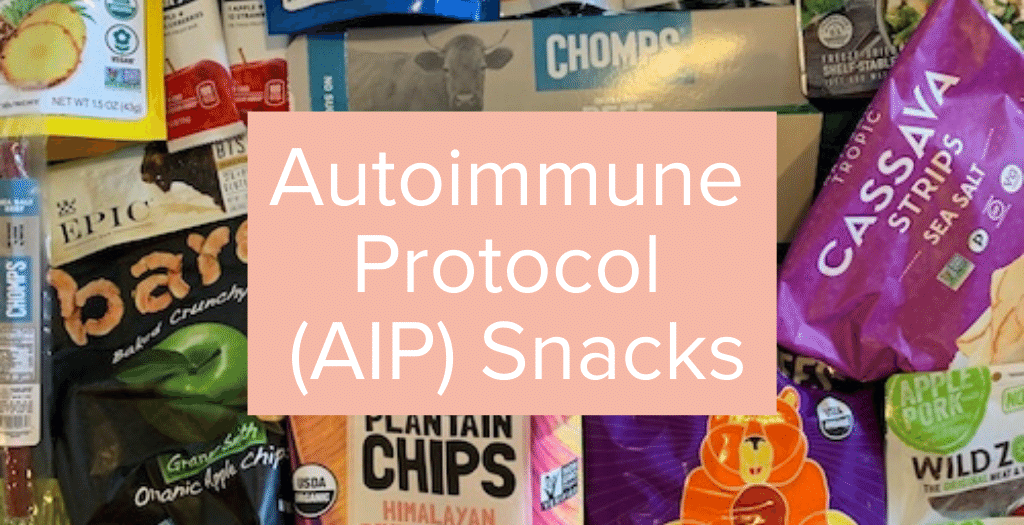 AIP Snacks