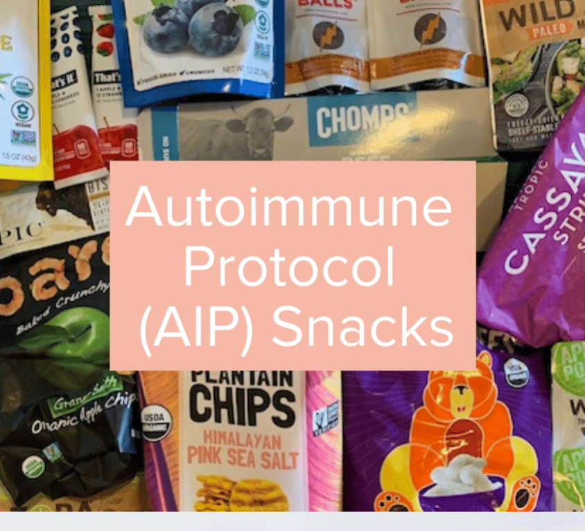 AIP Snacks