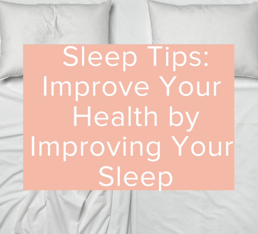 Sleep-Tips