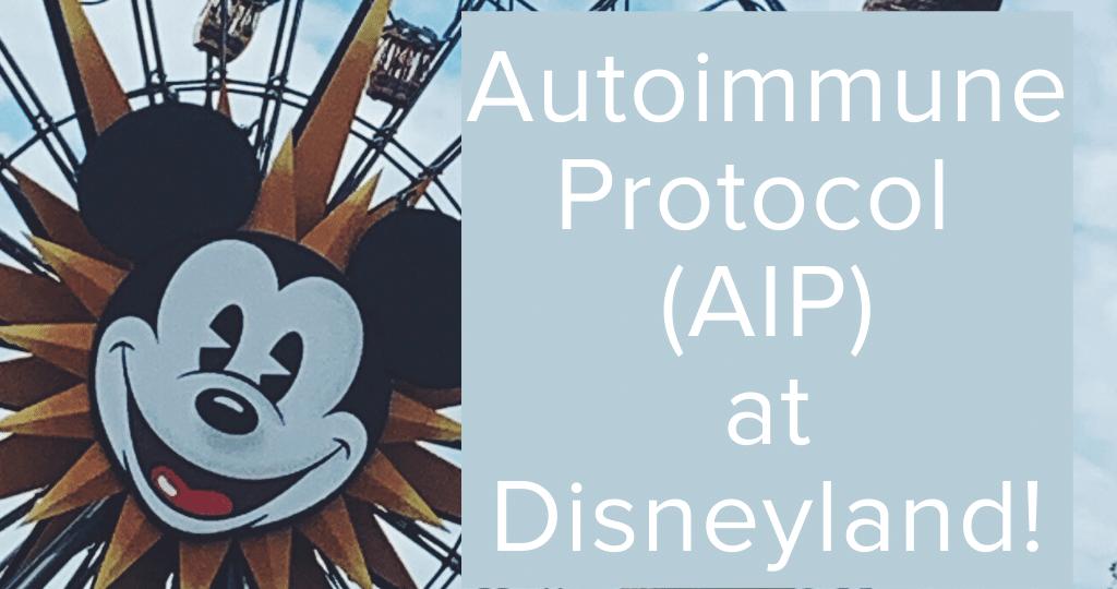 AIP-at-Disneyland