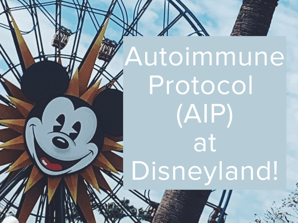 AIP at Disneyland