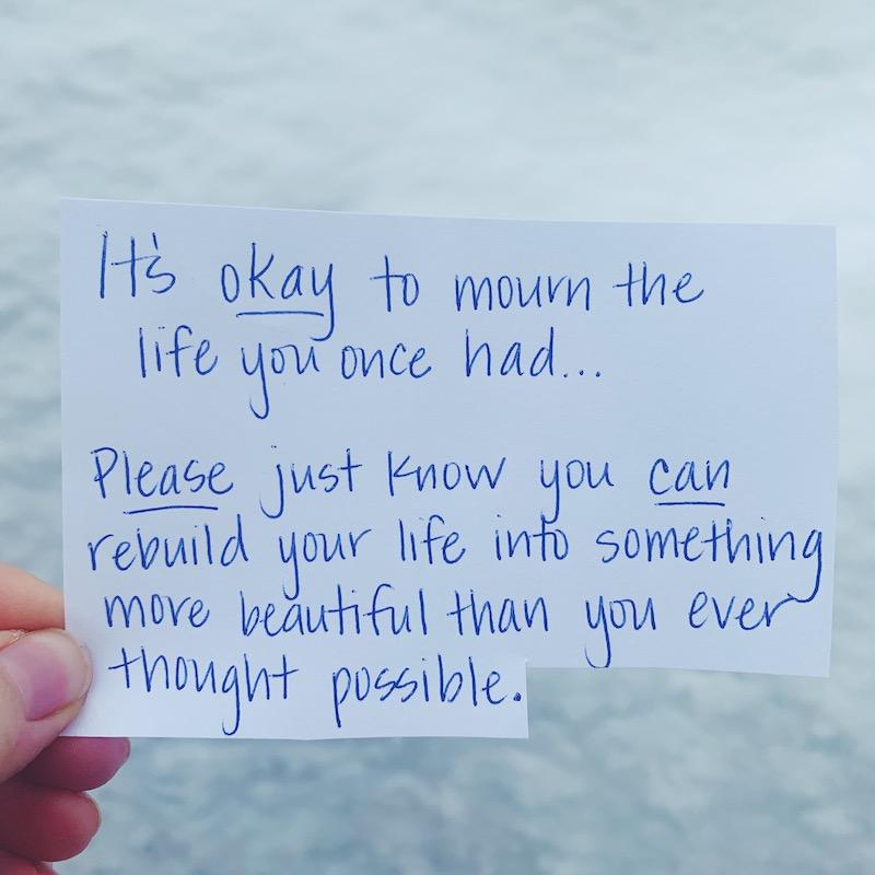 Mourning Your Life Before Autoimmune Disease