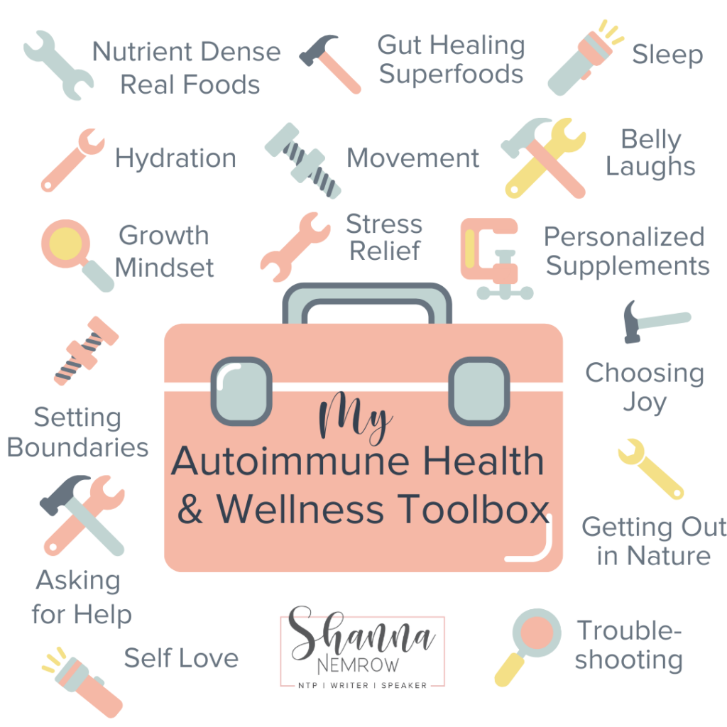 Autoimmune Wellness Toolbox