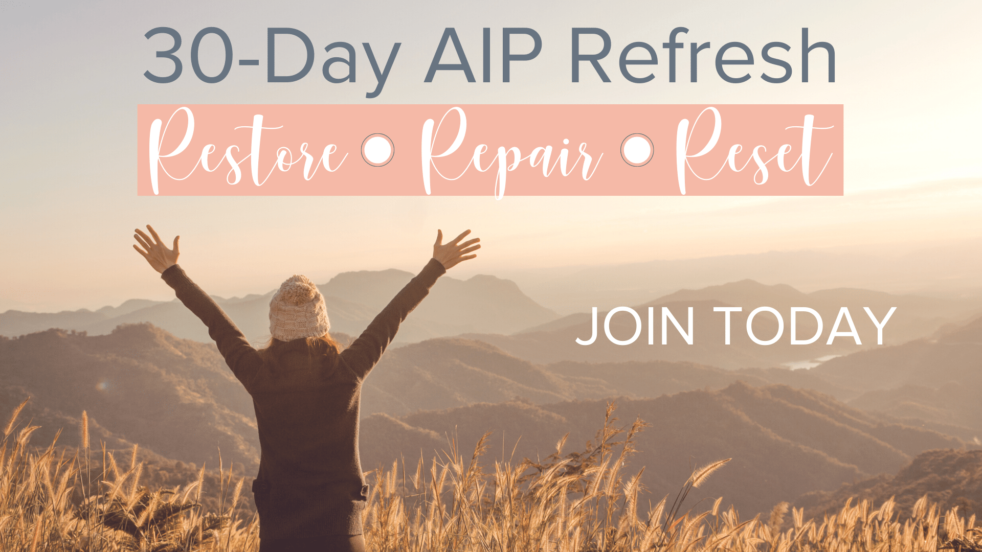 30-Day AIP Refresh