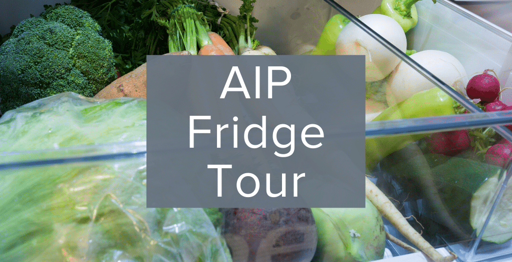 AIP Fridge Tour