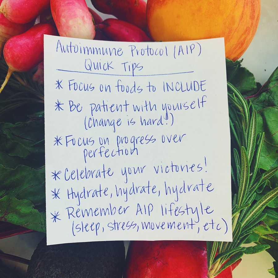 AIP Quick Tips