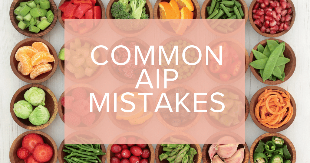 AIP Mistakes