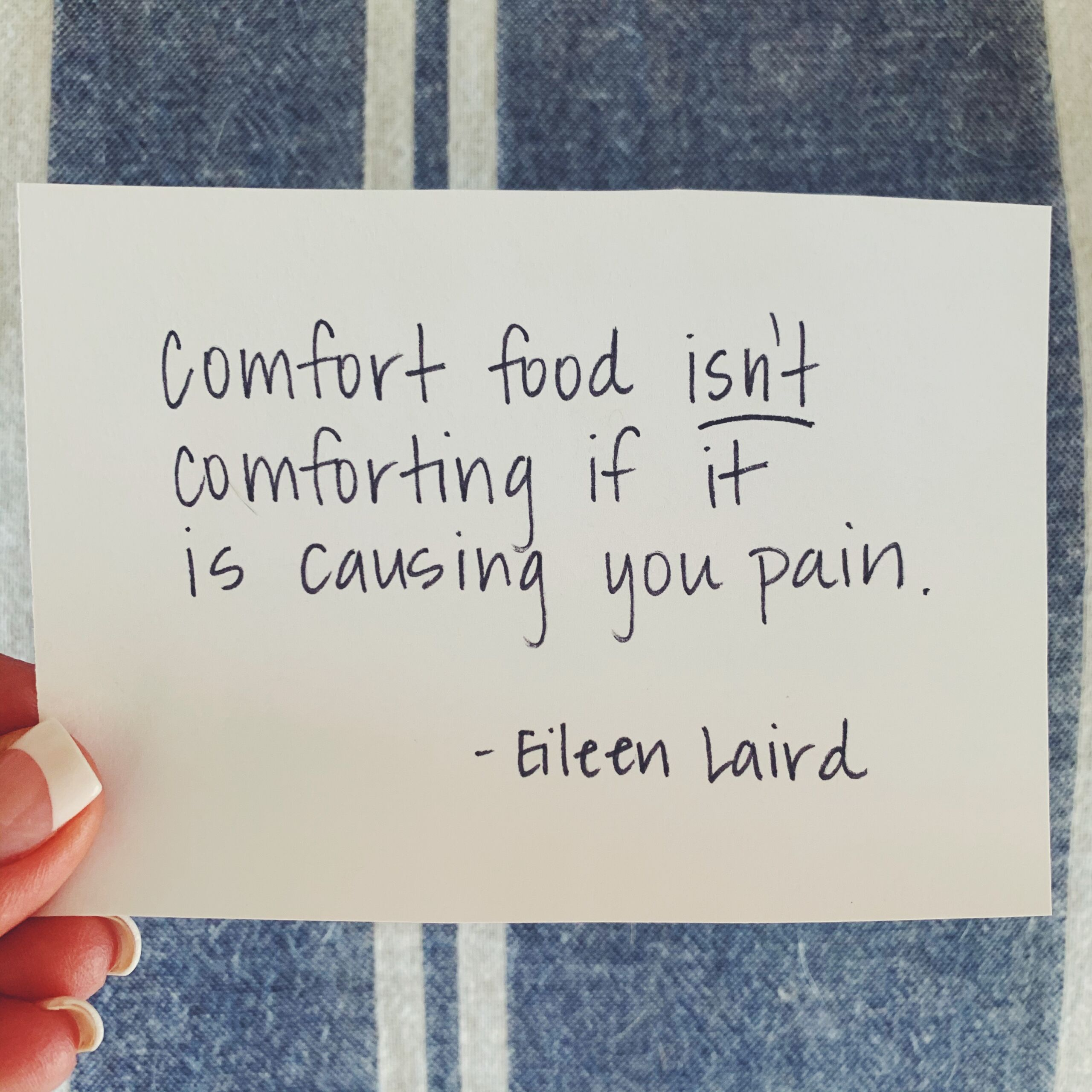 The Truth About Comfort Food
