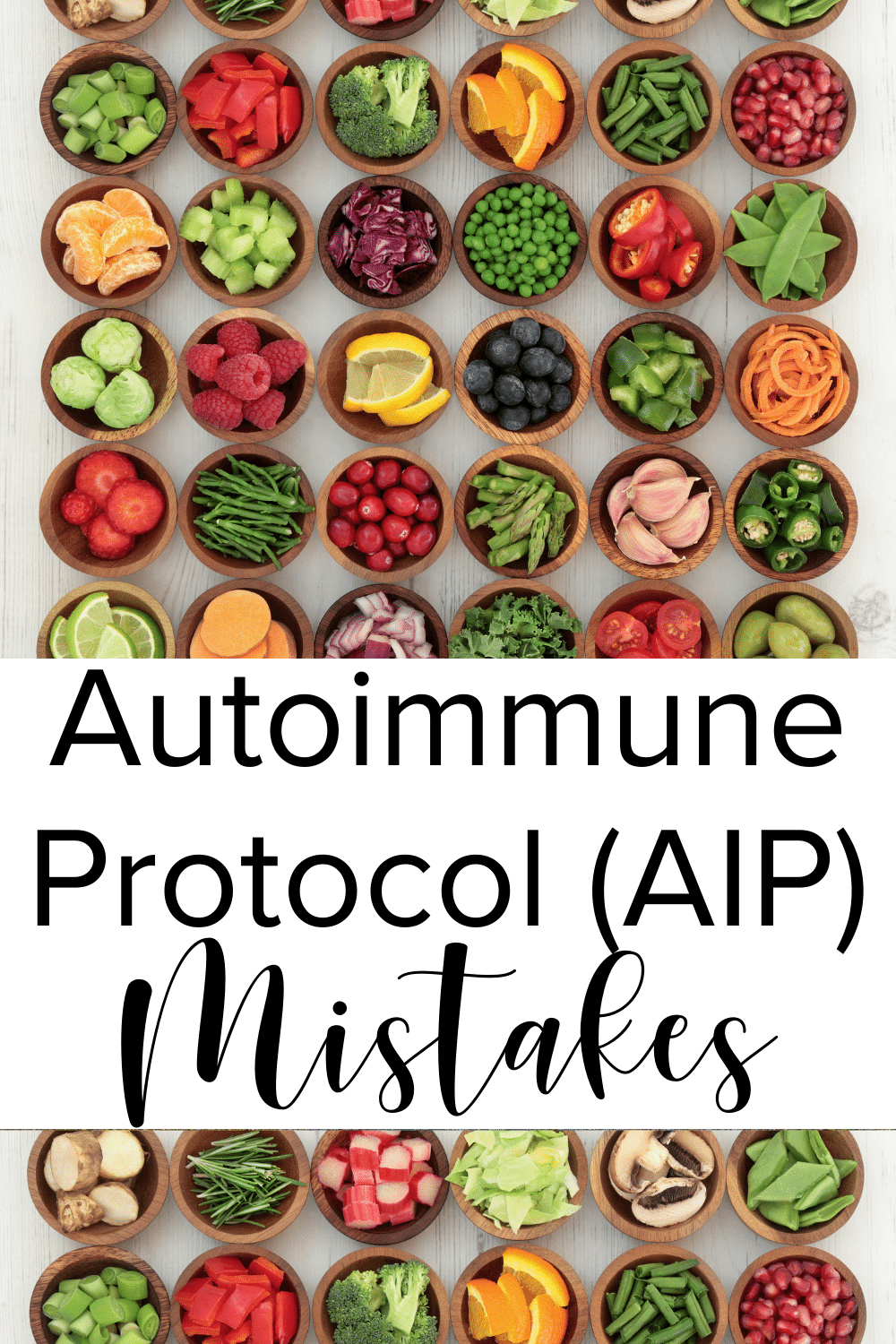 Common AIP Mistakes