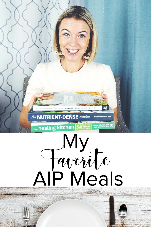 AIP Meal Ideas