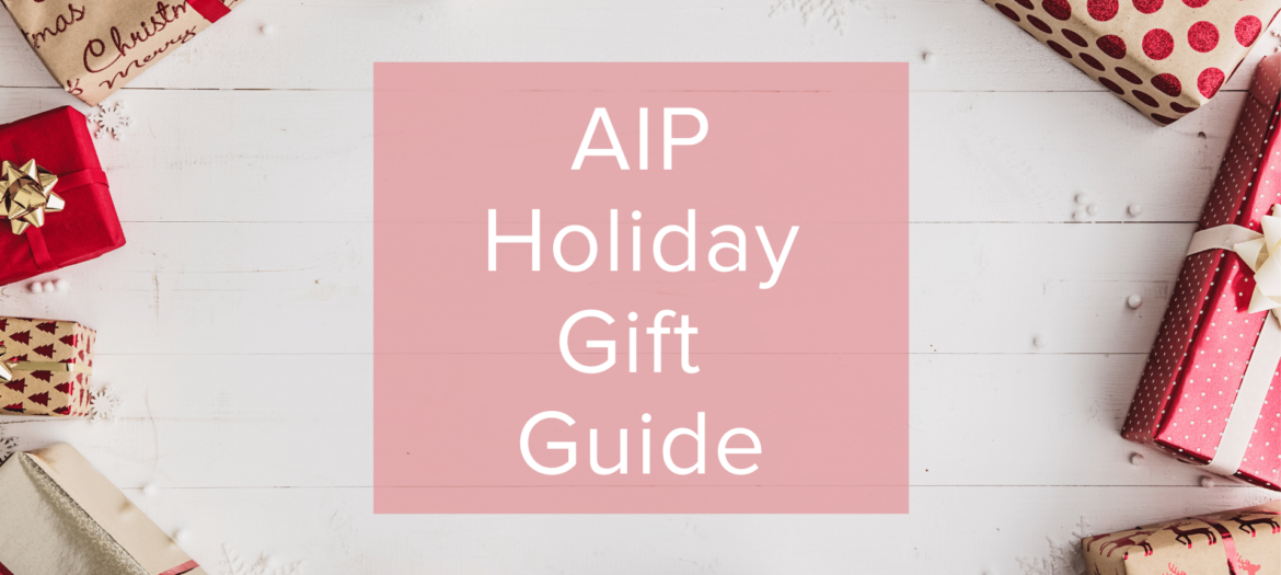 AIP Holiday Gift Guide